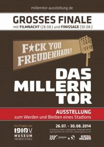 Filmnacht und Finissage am 28. und 30. August! Flyer-Gestaltung: DJ DSL