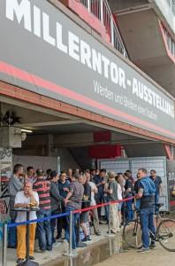 Millerntor-Ausstellung (Foto: Ariane Gramelspacher, www.ariane-foto.de)